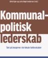 """Den nye bog """"Kommunalpolitisk lederskab."""" Foto: Hans Reitzels Forlag."""