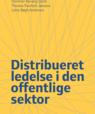"""Bogen """"Distribueret ledelse i den offentlige sektor""""."""